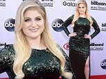 LAS VEGAS, NV - MAY 17:  Musician Meghan Trainor attends the 2015 Billboard Music Awards at MGM Grand Garden Arena on May 17, 2015 in Las Vegas, Nevada.  (Photo by Jason Merritt/Getty Images)
