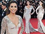 """CANNES, FRANCE - MAY 18:  Eva Longoria attends the """"Inside Out"""" Premiere during the 68th annual Cannes Film Festival on May 18, 2015 in Cannes, France.  (Photo by Venturelli/WireImage)"""