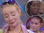 ****Ruckas Videograbs****  (01322) 861777\n*IMPORTANT* Please credit Channel Five for this picture.\n18/05/14\nBig Brother - Channel 5\nDay 7\nGrabs from the 10pm show\nGrabs from the BB house\nOffice  (UK)  : 01322 861777\nMobile (UK)  : 07742 164 106\n**IMPORTANT - PLEASE READ** The video grabs supplied by Ruckas Pictures always remain the copyright of the programme makers, we provide a service to purely capture and supply the images to the client, securing the copyright of the images will always remain the responsibility of the publisher at all times.\nStandard terms, conditions & minimum fees apply to our videograbs unless varied by agreement prior to publication.