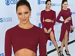 Celebrities attend the 3rd Annual CBS Television Studios Rooftop Summer Soiree at The London Hotel.\nFeaturing: Katharine McPhee\nWhere: Los Angeles, California, United States\nWhen: 19 May 2015\nCredit: Brian To/WENN.com
