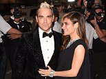 Celebrities attend the Chopard party during the 68th annual Cannes Film Festival on May 18, 2015 in Cannes, France. *UK CLIENTS MUST BE CREDIT BEESCOOP.COM ONLY*  Pictured: Robbie Williams and Ayda Field Ref: SPL1030599  180515   Picture by: BEESCOOP.COM/Splash News  Splash News and Pictures Los Angeles: 310-821-2666 New York: 212-619-2666 London: 870-934-2666 photodesk@splashnews.com
