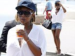 NICE, FRANCE - MAY 19: Mary J. Blige seen on La Croisette during the 68th Annual Cannes Film Festival on May 19, 2015 in Nice, France. (Photo by Alex B. Huckle/GC Images)
