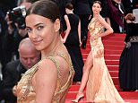 Mandatory Credit: Photo by David Fisher/REX Shutterstock (4779285m)\n Irina Shayk\n 'Sicario' premiere, 68th Cannes Film Festival, France - 19 May 2015\n \n