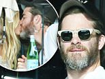 Picture Shows: Chris Pine  May 17, 2015\n \n 'Star Trek' actor Chris Pine and his girlfriend spotted out for lunch in Hollywood, California. \n \n The couple shared a kiss during lunch before heading to American Rag for a little shopping afterwards.\n \n Exclusive - All Round\n UK RIGHTS ONLY\n \n Pictures by : FameFlynet UK © 2015\n Tel : +44 (0)20 3551 5049\n Email : info@fameflynet.uk.com