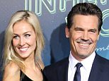 "10 Dec 2014 --- Hollywood, CA - December 10: Kathryn Boyd, Josh Brolin Attending Premiere Of Warner Bros. Pictures' ""Inherent Vice"" At The TCL Chinese Theatre on December 10, 2014. Photo Credit: Faye Sadou / UPA . --- Image by © Faye Sadou / UPA ./Retna Ltd./Corbis"
