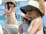 PLEASE CALL INF NYC DIRECTLY FOR USAGE at 212-582-0066 OR 917-496-6766. May 17, 2015: Sienna Miller and daughter Marlowe Sturridge arrive at Carlton hotel for the Cannes Film Festival, Cannes, France. Mandatory Credit: INFphoto.com Ref.: inffr-01/196960