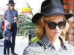 "Picture Shows: Xander Jones, January Jones  May 19, 2015\n \n ""Mad Men"" star January Jones makes a morning Starbucks run with her son Xander in Los Angeles, California. January's hit show ""Mad Men"" had it's series finale this past Sunday after eight seasons.\n \n Non-Exclusive\n UK RIGHTS ONLY\n \n Pictures by : FameFlynet UK © 2015\n Tel : +44 (0)20 3551 5049\n Email : info@fameflynet.uk.com"