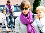 Picture Shows: Seraphina Affleck, Jennifer Garner, Samuel Affleck  May 18, 2015\n \n Actress and busy mom Jennifer Garner has her hands full while taking her three children Seraphina, Violet, and Samuel to see their dentist in Brentwood, California. Besides maintaining a busy acting career, Jennifer recently announced that she will start her own kids craft line called, 'We Made It' with portions of the proceeds going to charity.\n \n Non-Exclusive\n UK RIGHTS ONLY\n \n Pictures by : FameFlynet UK © 2015\n Tel : +44 (0)20 3551 5049\n Email : info@fameflynet.uk.com