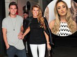 7.APRIL.2015 - LONDON - UK\nGAZ BEADLE ( GARY BEADLE ) FROM MTV REALITY SHOW GEORDIE SHORE WITH HIS GIRLFRIEND LILLIE LEXIE GREGG SEEN LEAVING HAKKASAN RESTAURANT IN LONDON\nBYLINE MUST READ : EBELE / XPOSUREPHOTOS.COM\n***UK CLIENTS - PICTURES CONTAINING CHILDREN PLEASE PIXELATE FACE PRIOR TO PUBLICATION ***\n**UK CLIENTS MUST CALL PRIOR TO TV OR ONLINE USAGE PLEASE TELEPHONE 44 208 344 2007**