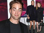 Mandatory Credit: Photo by Startraks Photo/REX Shutterstock (4778935r)\n Robert Pattinson\n 'Heaven Knows What' film screening, New York, America - 18 May 2015\n New York Premiere of RADiUS' 'Heaven Knows What'\n