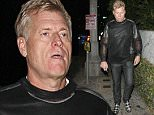 EXCLUSIVE: Joe Simpson Leaves Greystone Manor in a Leather Mesh Outfit\n\nPictured: Joe Simpson\nRef: SPL1030871  190515   EXCLUSIVE\nPicture by: Photographer Group / Splash News\n\nSplash News and Pictures\nLos Angeles: 310-821-2666\nNew York: 212-619-2666\nLondon: 870-934-2666\nphotodesk@splashnews.com\n