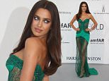 ANTIBES, FRANCE - MAY 21: Irina Shayk  attends amfAR's 22nd Cinema Against AIDS Gala, Presented By Bold Films And Harry Winston at Hotel du Cap-Eden-Roc on May 21, 2015 in Cap d'Antibes, France. (Photo by Mike Marsland/WireImage) *** Local Caption *** Irina Shayk