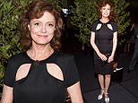 NEW YORK, NY - MAY 20:  Susan Sarandon attends the 2015 High Line Spring Benefit at Pier 36 on May 20, 2015 in New York City.  (Photo by Paul Zimmerman/Getty Images)