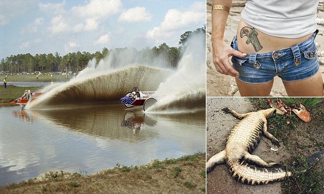 Malcolm Lightner spends decade photographing swamp buggy racing