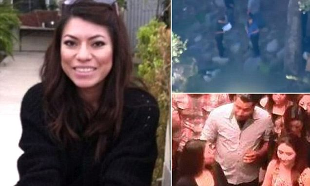 Remains of woman, 27, who went missing after Valentine's party where she befriended