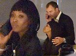May 20th 2015 - Cannes ****** First Pictures ****** Iconic british supermodel Naomi Campbell attends a private party on a luxury yacht with new boyfriend at annual French film festival . ****** BYLINE MUST READ : © Spread Pictures ****** ****** No Web Usage before agreement ****** ******Please hide the children's faces prior to the publication****** ****** Stricly No Mobile Phone Application or Apps use without our Prior Agreement ****** Enquiries at photo@spreadpictures.com