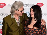 Sir Bob and Pixie Geldof arriving for the 60th annual Ivor Novello Awards, at Grosvenor House in London. PRESS ASSOCIATION Photo. Picture date: Thursday May 21, 2015. See PA story SHOWBIZ Ivors. Photo credit should read: Ian West/PA Wire
