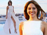 MONTE-CARLO, MONACO - MAY 22:  Jenson Buttons wife Jessica Michibata attends the Amber Fashion charity event at the Meridien Beach Plaza during previews to the Monaco Formula One Grand Prix on May 22, 2015 in Monte-Carlo, Monaco.  (Photo by Mark Thompson/Getty Images)