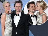 CAP D'ANTIBES, FRANCE - MAY 21:  Model Elle Evans and musician Matt Bellamy attends amfAR's 22nd Cinema Against AIDS Gala, Presented By Bold Films And Harry Winston at Hotel du Cap-Eden-Roc on May 21, 2015 in Cap d'Antibes, France.  (Photo by Gisela Schober/amfAR15/Getty Images)