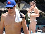 Stephen Amell on holiday with his family in Marbella, Spain.\n\nPictured: Cassandra Jean\nRef: SPL1023947  220515  \nPicture by: LOTE / Splash News\n\nSplash News and Pictures\nLos Angeles: 310-821-2666\nNew York: 212-619-2666\nLondon: 870-934-2666\nphotodesk@splashnews.com\n