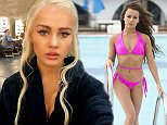 **ALL ROUND EXCLUSIVE PICTURES FROM SOLARPIX.COM** **DOUBLE SPACE RATES APPLY** **WORLDWIDE SYNDICATION RIGHTS** Rosie Mac models Virginia Macari swimwear in Marbella. Glamorous Rosie plays the body double to Emilia Clarke, in character as Daenerys Targaryen, in the current series of hit HBO series Games of Thrones. The producers of the medieval fantasy epic are so enamored by the British beauty that they have written a permanent part purely for her in the next instalment. Please see press release for full details. This pic:    Rosie Mac JOB REF:  18210  GTS       DATE: 16.05.15 **MUST CREDIT SOLARPIX.COM OR DOUBLE FEE WILL BE CHARGED** **MUST AGREE FEE BEFORE ONLINE USAGE** **CALL US ON: +34 952 811 768 or LOW RATE FROM UK 0844 617 7637**