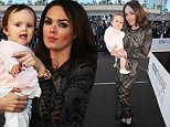 MONACO - MAY 22:  Tamara Ecclestone and daughter Sophia Eccelstone-Rutland attend the Amber Lounge 2015 Charity Fashion Show in benefit of Autism Rocks at Le Meridien Beach Plaza Hotel on May 22, 2015 in Monaco, Monaco.  (Photo by David M. Benett/Getty Images)