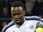 """Football - West Bromwich Albion v Chelsea - Barclays Premier League - The Hawthorns - 18/5/15  Saido Berahino scores the second goal for West Brom from the penalty spot  Action Images via Reuters / Carl Recine  Livepic  EDITORIAL USE ONLY. No use with unauthorized audio, video, data, fixture lists, club/league logos or """"live"""" services. Online in-match use limited to 45 images, no video emulation. No use in betting, games or single club/league/player publications.  Please contact your account representative for further details."""