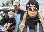 Picture Shows: Axl Duhamel, Josh Duhamel, Fergie  May 22, 2015\n \n Proud parents Fergie and Josh Duhamel are seen leaving a park in Brentwood, California with their son Axl.\n \n Non Exclusive\n UK RIGHTS ONLY\n \n Pictures by : FameFlynet UK © 2015\n Tel : +44 (0)20 3551 5049\n Email : info@fameflynet.uk.com