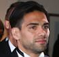 MANCHESTER, ENGLAND - MAY 19:  (EXCLUSIVE COVERAGE) Radamel Falcao of Manchester United attends the Manchester United Player of the Year awards at Old Trafford on May 19, 2015 in Manchester, England.  (Photo by Matthew Peters/Man Utd via Getty Images)