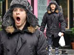 22.MAY.2015 - NEW YORK - USA\nA TIRED LOOKING AND OVER-DRESSED JARED LETO YAWNS HIS WAY AROUND THE SOHO NEIGHBORHOOD IN DOWNTOWN MANHATTAN\nBYLINE MUST READ : XPOSUREPHOTOS.COM\n*AVAILABLE FOR UK SALE ONLY*\n***UK CLIENTS - PICTURES CONTAINING CHILDREN PLEASE PIXELATE FACE PRIOR TO PUBLICATION ***\n*UK CLIENTS MUST CALL PRIOR TO TV OR ONLINE USAGE PLEASE TELEPHONE 0208 344 2007*
