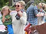 Picture Shows: Bingham Bellamy, Kate Hudson  May 22, 2015\n \n 'Almost Famous' actress Kate Hudson and her son Bingham stop to see Reese Witherspoon's new home in Brentwood, California. Kate was greeted at the door by Reese's husband Jim Toth, who gave her a friendly kiss. \n \n Exclusive All Rounder\n UK RIGHTS ONLY\n \n Pictures by : FameFlynet UK © 2015\n Tel : +44 (0)20 3551 5049\n Email : info@fameflynet.uk.com