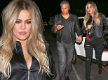 Please contact X17 before any use of these exclusive photos - x17@x17agency.com   Khloe Kardashian and former LA Laker Rick Fox arrived for dinner at Casa Vega around 11:45pm and stayed until 1:30 a.m.. Rick was last linked to AnnaLynne McCord back in February. May 22, 2015 X17online.com EXCLUSIVE