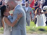 05/24/2015\nJana Kramer marries NFL player boyfriend Michael Caussin. The couple hosted friends and family for the small intimate affair at the PippinHill Farm and Vineyards just outside Charlottesville Virginia. This was the third wedding for the country singer and One Tree Hill alum Jana.\nsales@theimagedirect.com Please byline:TheImageDirect.com\n*EXCLUSIVE PLEASE EMAIL sales@theimagedirect.com FOR FEES BEFORE USE