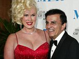 Casey Kasem and wife Jean during The Museum Of Television & Radio To Honor CBS News's Dan Rather And Friends Producing Team at The Beverly Hills Hotel in Beverly Hills, CA, United States. (Photo by Chris Polk/FilmMagic)