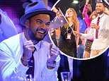 Guy Sebastian representing Australia reacts as the results start to come in during the final of the Eurovision Song Contest in Austria's capital Vienna, Saturday, May 23, 2015. (AP Photo/Kerstin Joensson)