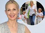 BEVERLY HILLS, CA - MAY 12:  Actress Kelly Rutherford attends Children's Justice Campaign Event on May 12, 2015 in Beverly Hills, California.  (Photo by Allen Berezovsky/FilmMagic)