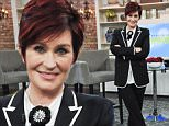 """TORONTO, ON - MAY 15:  TV personality Sharon Osbourne appears on CTV's """"The Marilyn Denis Show"""" at Bell Media Headquarters on May 15, 2015 in Toronto, Canada.  (Photo by Sam Santos/WireImage)"""