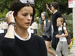 Picture Shows: Lola Facinelli, Jaimie Alexander, Fiona Facinelli  May 22, 2015\n \n 'Thor' actress Jaimie Alexander is spotted out and about in Los Angeles, California with Lola and Fiona, the youngest daughters of her fiance Peter Facinelli.\n \n Exclusive All Rounder\n UK RIGHTS ONLY\n \n Pictures by : FameFlynet UK © 2015\n Tel : +44 (0)20 3551 5049\n Email : info@fameflynet.uk.com