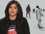 Khloe Kardashian, Kylie Jenner Try to Ski Dangerous Mountain on Keeping Up With The Kardashians