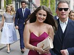 Picture Shows: Brooke Vincent, Antony Cotton  May 23, 2015\n \n Guests seen leaving their hotel and heading to St Marys Church in preparation for Mark Wright and Michelle Keegan's wedding in Bury St Edmunds, UK.\n \n Non-Exclusive\n WORLDWIDE RIGHTS\n \n Pictures by : FameFlynet UK © 2015\n Tel : +44 (0)20 3551 5049\n Email : info@fameflynet.uk.com