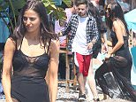 Liam Payne and Sophia Smith have lunch on the beach in Eze sur Mer in the south of France on May 25, 2015.\n\nPictured: Sophia Smith\nRef: SPL1036649  250515  \nPicture by: Splash News\n\nSplash News and Pictures\nLos Angeles: 310-821-2666\nNew York: 212-619-2666\nLondon: 870-934-2666\nphotodesk@splashnews.com\n