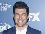 """11 May 2015, New York City, New York State, USA --- Max Greenfield attends the """"2015 Fox Programming Presentation"""" red carpet arrivals at the Wollman Rink in Central Park in New York City. © LAN --- Image by © LAN/Corbis"""