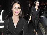 25 May 2015 - LONDON - UK *** EXCLUSIVE ALL ROUND PICTURES *** *** STRICTLY NOT AVAILABLE FOR MAIL ONLINE AND ANY ONLINE SUBSCRIPTION DEALS UNLESS FEE AGREED PRIOR TO USAGE*** CANADIAN ACTRESS JESSICA LOWNDES PICTURED LEAVING MAHIKI NIGHTCLUB AT 3AM AFTER ENJOYING BANK HOLIDAY SUNDAY PARTYING WITH FRIENDS BYLINE MUST READ : XPOSUREPHOTOS.COM ***UK CLIENTS - PICTURES CONTAINING CHILDREN PLEASE PIXELATE FACE PRIOR TO PUBLICATION *** **UK CLIENTS MUST CALL PRIOR TO TV OR ONLINE USAGE PLEASE TELEPHONE 44 208 344 2007**