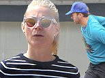 Malibu, CA - Actress Gwyneth Paltrow is spotted arriving at a producer's party in Malibu.  The pretty blonde was seen wearing a striped black and white long-sleeved t-shirt and had her hair pulled back into a simple ponytail.  \n  \nAKM-GSI       May 25, 2015\nTo License These Photos, Please Contact :\nSteve Ginsburg\n(310) 505-8447\n(323) 423-9397\nsteve@akmgsi.com\nsales@akmgsi.com\nor\nMaria Buda\n(917) 242-1505\nmbuda@akmgsi.com\nginsburgspalyinc@gmail.com