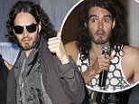 LONDON, ENGLAND - MARCH 09:  Russell Brand arrives at a party hosted by Instagram's Kevin Systrom and Jamie Oliver. This is their second annual private party, taking place at Barbecoa on March 9, 2015 in London, England.  (Photo by David M. Benett/Getty Images for Instagram)