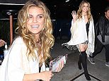 UK CLIENTS MUST CREDIT: AKM-GSI ONLY EXCLUSIVE: AnnaLynne McCord has a late night dinner at Toca Madera in West Hollywood, CA on May 23, 2015.  Pictured: AnnaLynne McCord Ref: SPL1036046  230515   EXCLUSIVE Picture by: AKM-GSI / Splash News