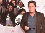 LOUISVILLE, KY - MAY 04:  Actor Emilio Estevez attends the 139th Kentucky Derby at Churchill Downs on May 4, 2013 in Louisville, Kentucky.  (Photo by Stephen Lovekin/WireImage)