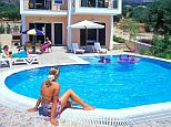 HOLIDAY VILLA WITH POOL IN KEFALONIA, GREECE.