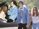 Dylan Brosnan holding hands with girlfriend after having heated discussion on the side of malibu freeway.  May 25 2015 X17online.com\nNO WEB SITE USAGE\nMAGAZINES DOUBLE FEES\nAny queries call X17 UK Office /0034 966 713 949/926 \nAlasdair 0034 630576519 \nGary 0034 686421720\nLynne 0034 611100011