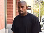 NEW YORK, NY - MAY 02:  Kanye West is seen in Soho on May 2, 2015 in New York City.  (Photo by Alo Ceballos/GC Images)